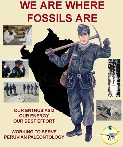 article on paleontology