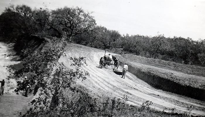 Lapara Creek: Figures